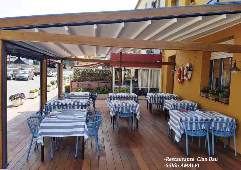 Amalfi restaurante